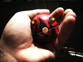 A pokeball for the Firebenders by wazzy88