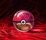 The Pokeball of the Real Eevee