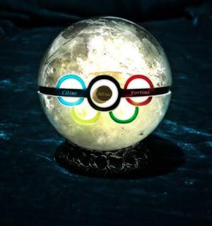 The Olympic Pokeball