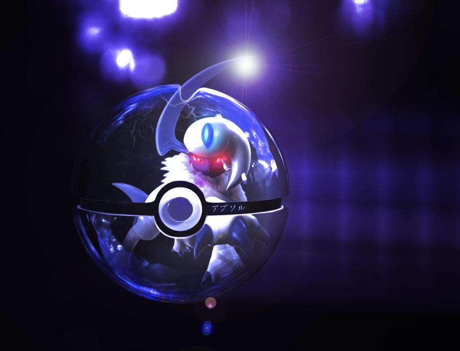 Risultati immagini per Absol pokemon deviantart