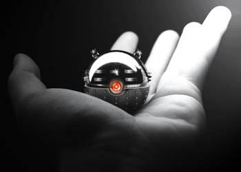 The DALEKS pokeball by wazzy88