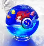 The Pokeball of The Little Mermaid