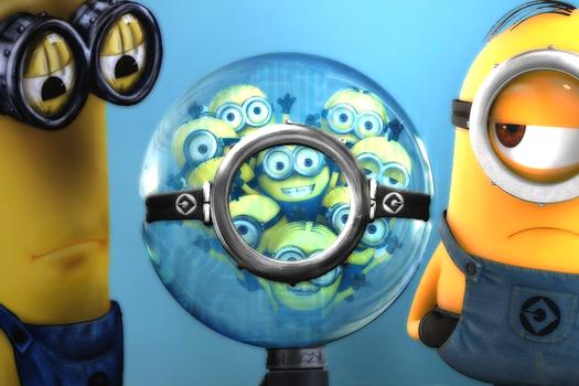 Despicable Me Pokeball - Minions!