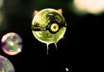 Monsters Uni Pokeball - Mike Wazowski