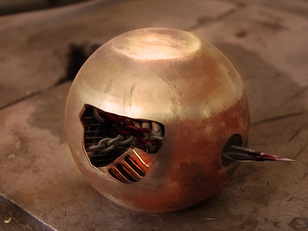 MKX - Scorpion Orb by wazzy88