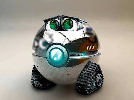 WALL-E POKEBALL