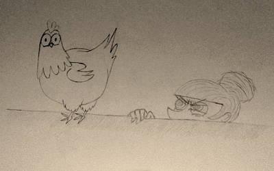 Despicable Chicken