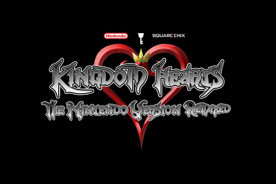 Kingdom Hearts : The Nintendo Version Remixed Logo by ...