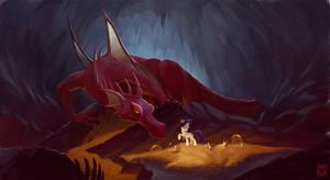 Charming mr.Dragon