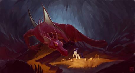Charming mr.Dragon by Minibot-1