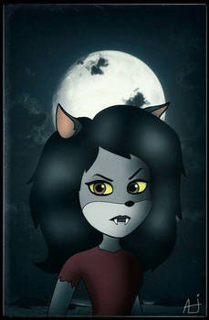 Werewolf tawna