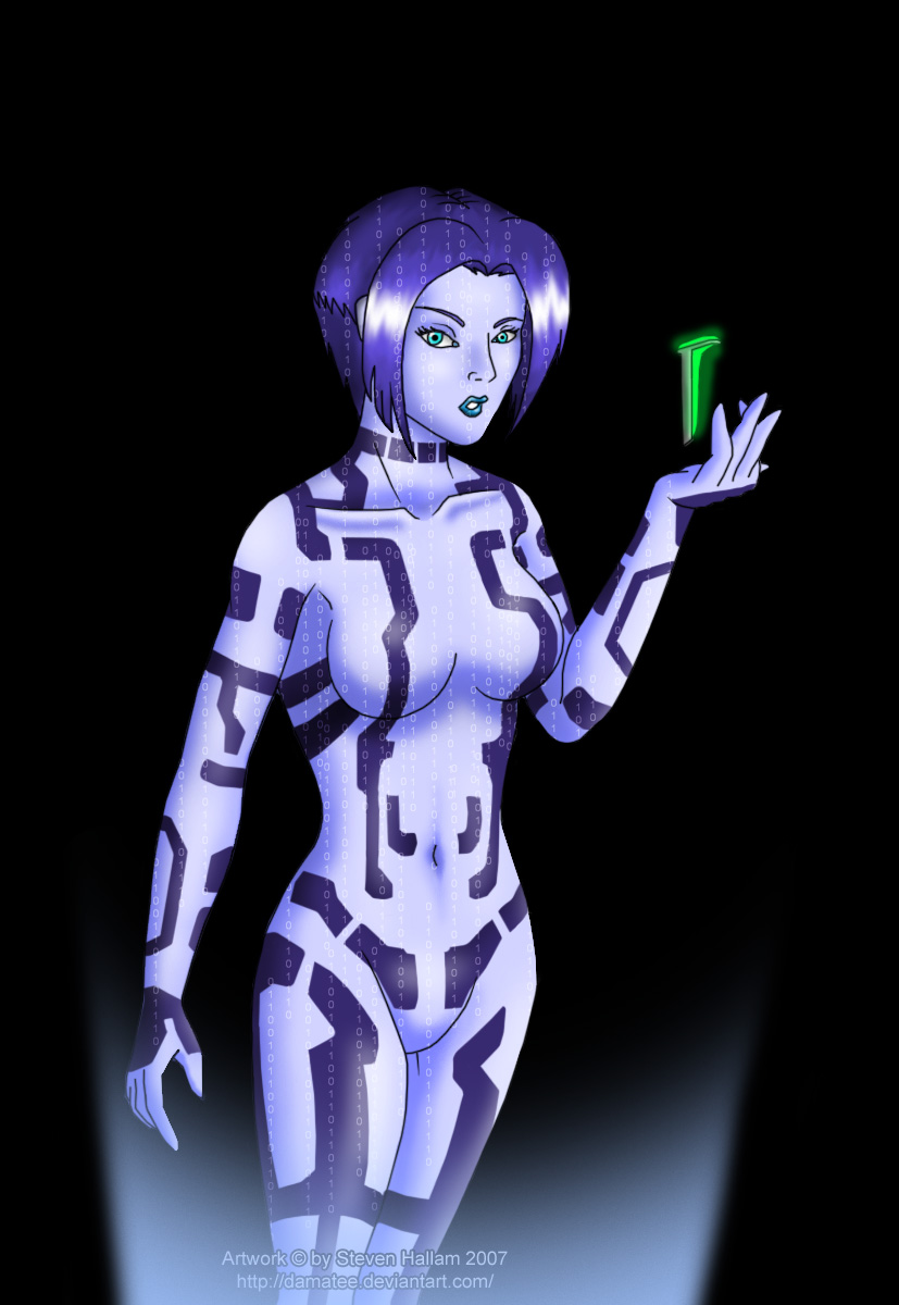 Cortana by Damatee