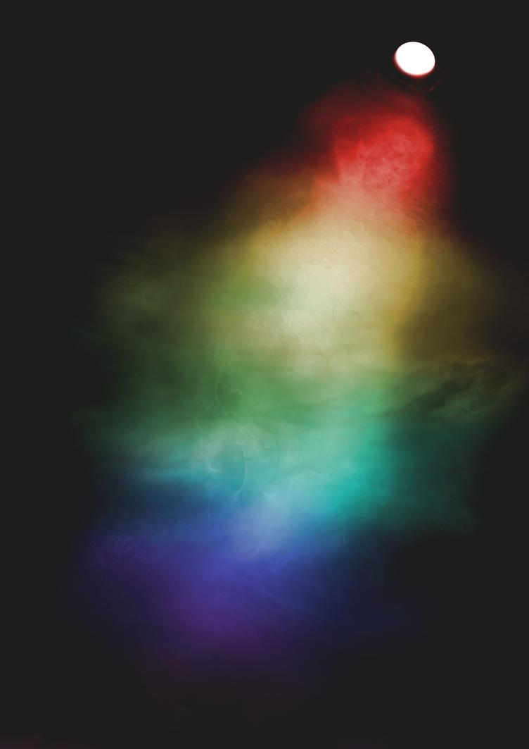 Rainbow Spotlight Stock Background By Greyfaerie4 On