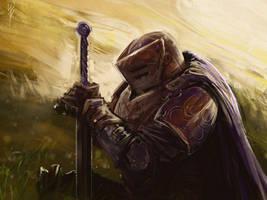 Autumn Knight by VookaSheen
