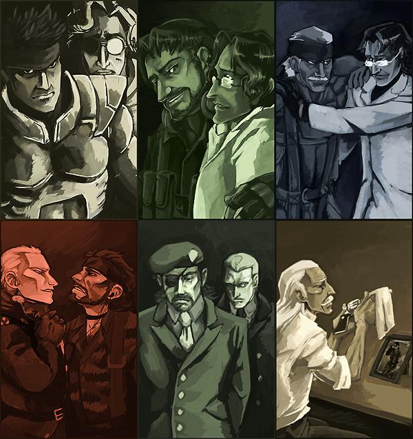 Tryptic x2 by SherlockianHamps