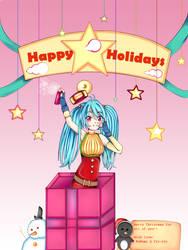 Cri-cri Wish you.... by Kurumi-Asuka