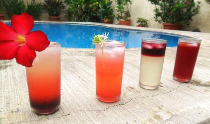 Drinks by Kurumi-Asuka