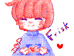Frisk by Djpgirl
