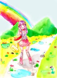 Algun dia saldra el arcoiris