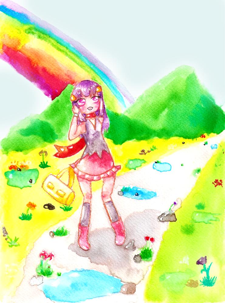 Algun dia saldra el arcoiris by Tanixy