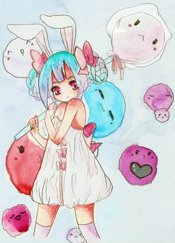 +Bunny Girl+