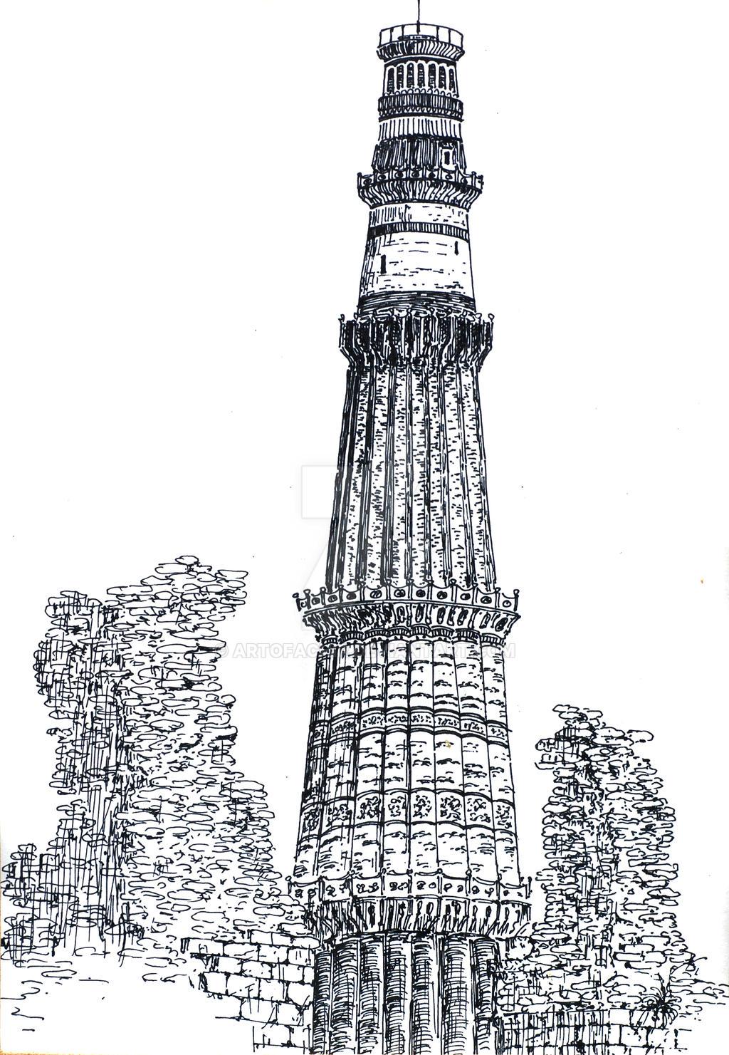 Kutub minar by artofachir kutub minar by artofachir