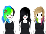 'Mum Its Not A Phase' Hair exports