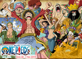 one piece 598 6-7 by natsuman