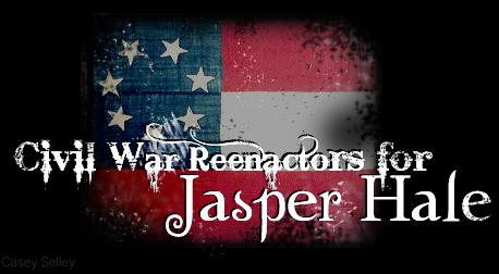Reenactors for Jasper Hale by lunargale