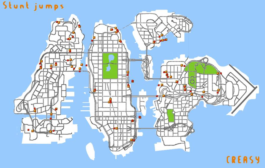 gta 5 stunt map download