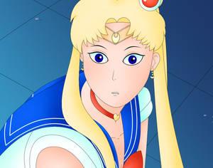 [REDRAW] Sailor Moon