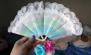 Sona's Fan by floramisa