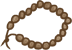 Wood Beads by floramisa