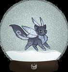 Mothcats Advent Day 23: Jack Frost
