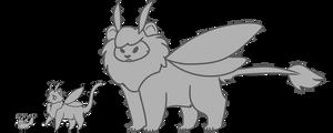 Mothcat Size Comparisons