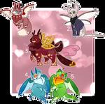 Mothcats Valentines Auction [CLOSED]