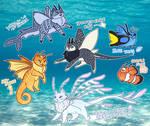 Saltwater Aquatic Mothcats [CLOSED]