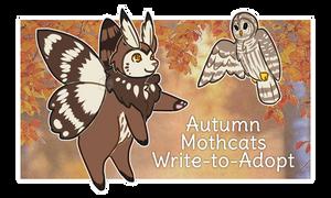 Mothcats Autumn WTA (CLOSED)