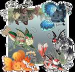 Freshwater Mothcats Auction [CLOSED]