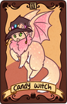 [MC] Halloween Advent 14 - Candy Witch