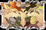 Autumn Mothcats Auction [CLOSED]