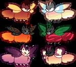 2016 Autumn Mothkittens