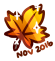 2016 November $5 Patron by floramisa