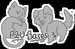 [P2U] Kitten + Puppy Base