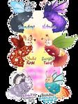 [CLOSED] Easter Mothkittens