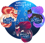 [CLOSED] Mermay Mothcats Auction