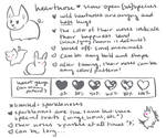 [SEMI-OPEN SPECIES] Heartnoses