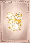 Enchanted Tales of Mothcats - Day 8