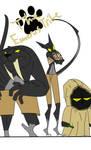 Emerus Tribe: Slaves of Dr. Siek by MasterofNintendo