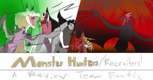 RT Ep. 95: Monster Hunters/Recruiters